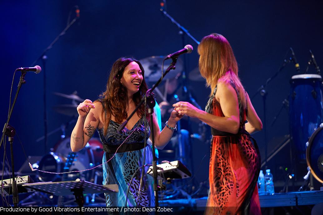 Joy Jenkins e Katy Maurel