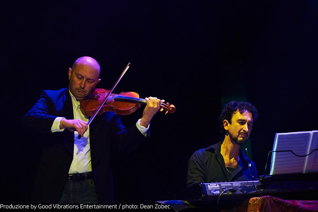 Tony Kozina e Giovanni Vianelli