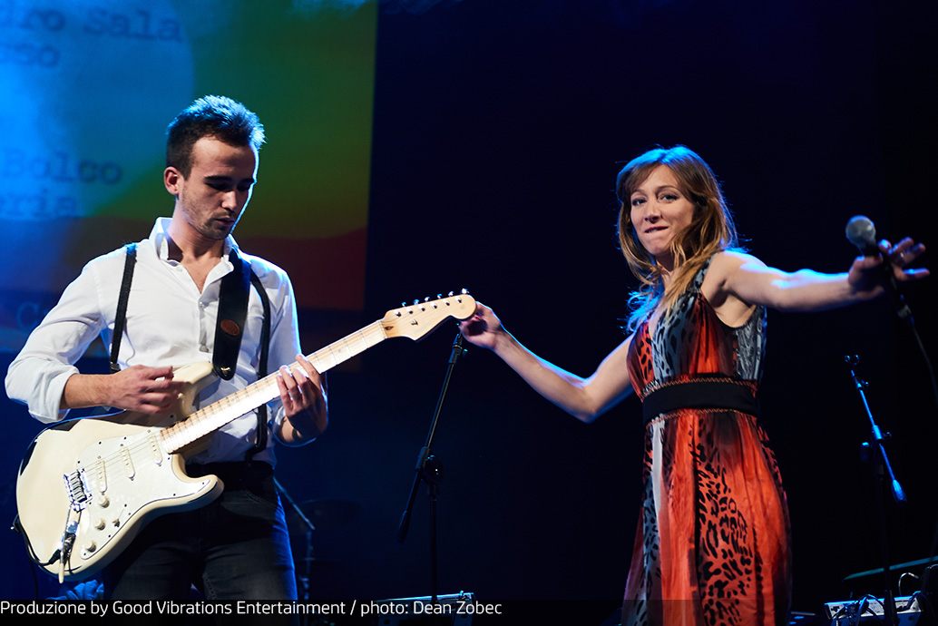Emanuele Grafitti e Katy Maurel