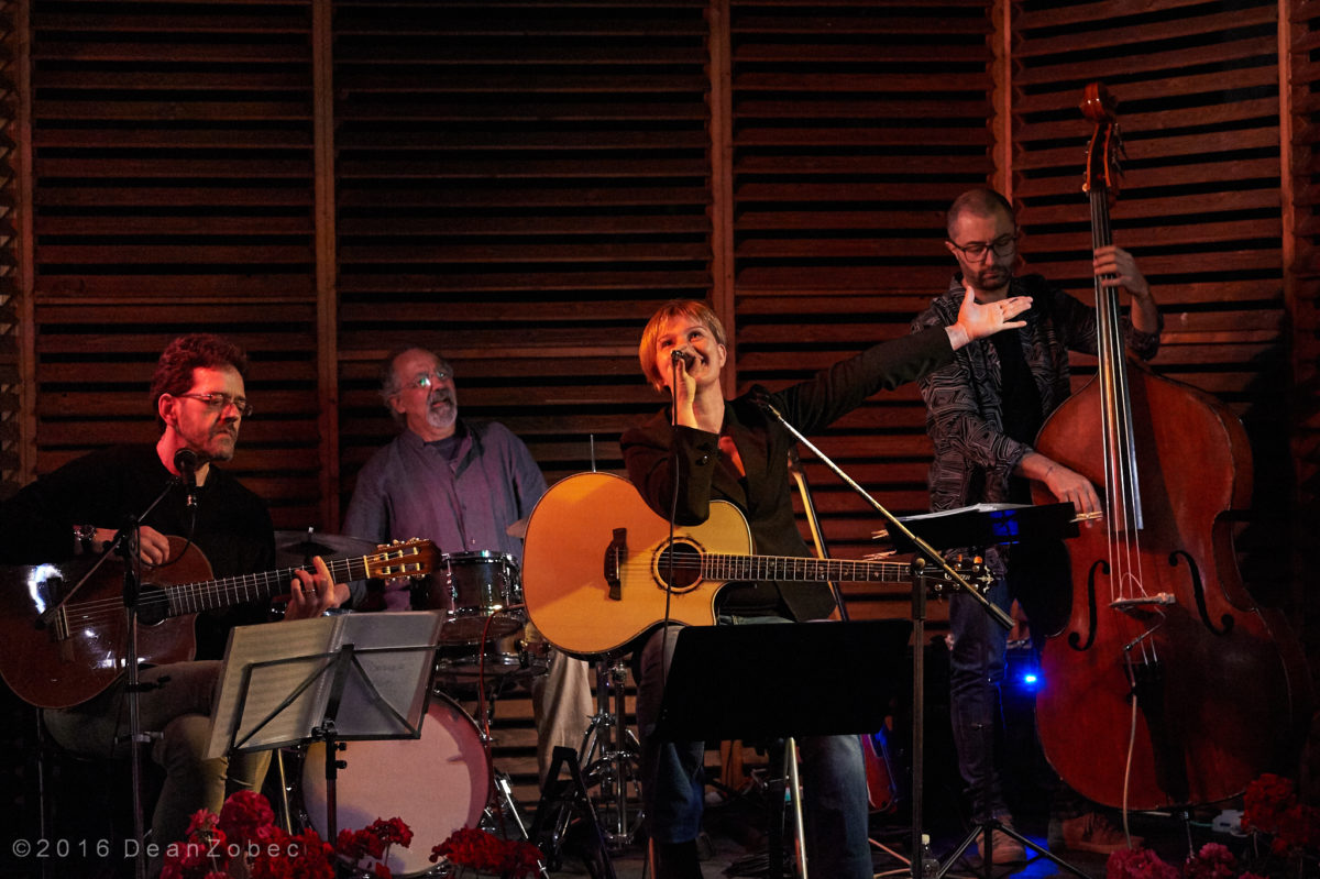 Paola Rossato Band